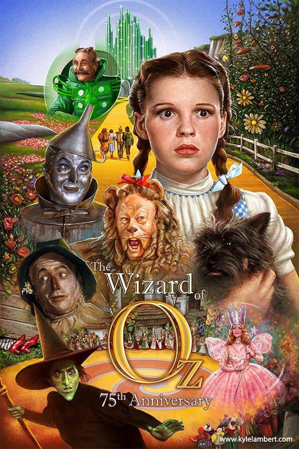 Movie Wizard of Oz